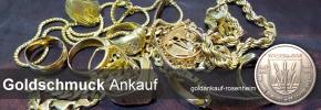 Gold Schmuck Ankauf bei Goldankauf-Rosenheim.de
