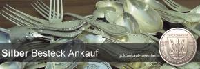 Silberbesteck Ankauf © goldankauf-rosenheim.de